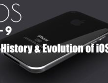 The History and Evolution of iOS Design