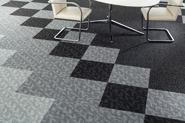 Milliken Inis Mor modular carpet collection