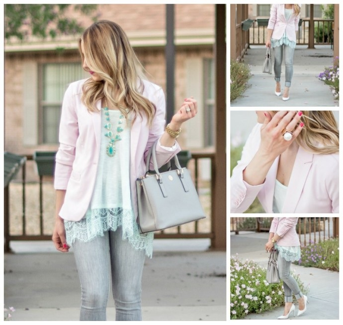 pastel color for women