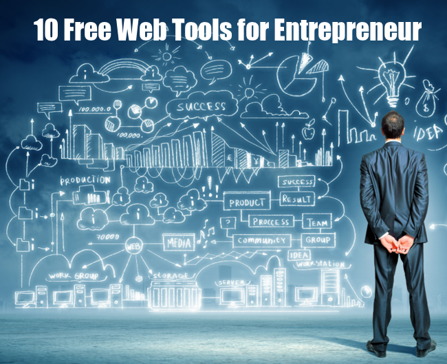 free web tools for entrepreneur