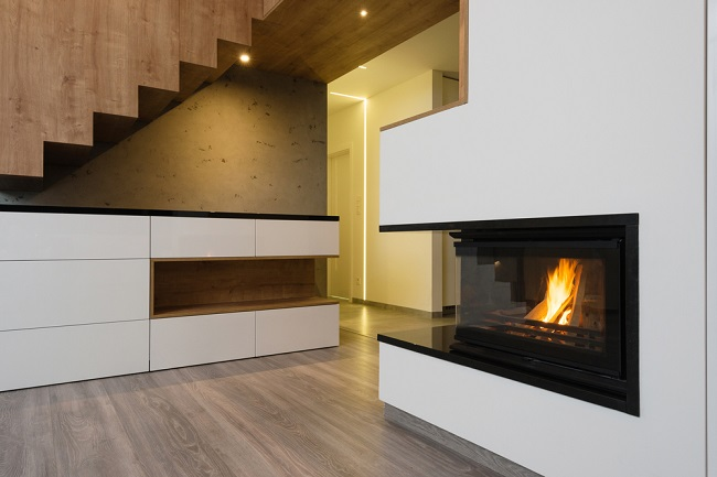 home decor ideas with fireplace 15