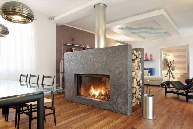 home decor ideas with fireplace 6