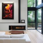 home decor ideas with fireplace 8