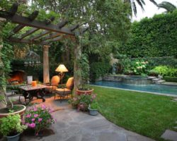 Interesting Ideas to Pay Tribute to Your Backyard