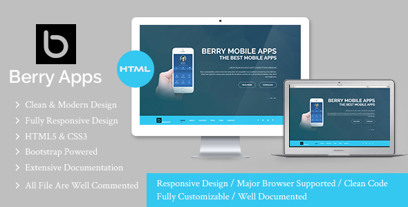 berryapps-html-template