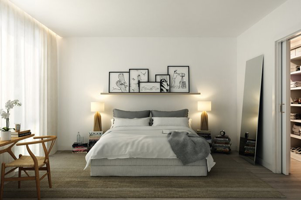 bedroom-in-white-color