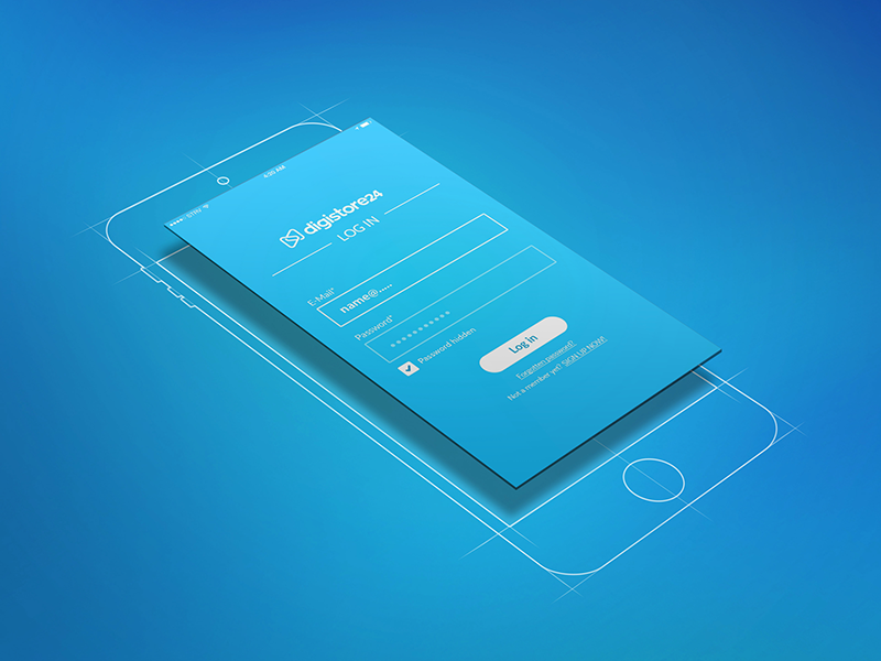 business-app-design