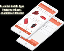 Essential Mobile Apps Features to Boost eCommerce Revenue