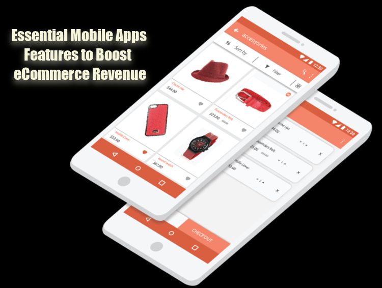 Essential mobile apps features to boost ecommerce revenue designer mag these days many ecommerce businesses are aiming to improve the end user experience on mobile devices by offering them a good technology infrastructure via colourmoves