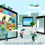 web design development trends 2017