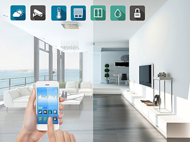 4 Smart Ideas to Control Your Home from Afar