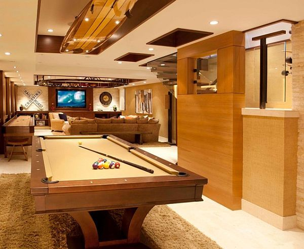 5 Essentials for Having An Ultimate Man Cave Experience