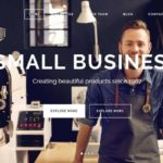 wordpress for small business website