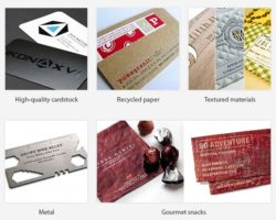 8 Useful Tips to Make Your Own Business Card [Infographic]