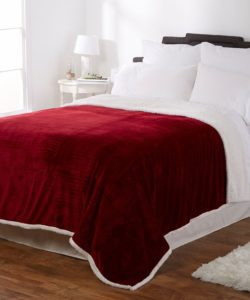 plush bedding