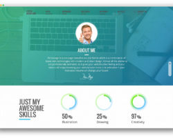 Top WordPress Resume Themes 2017
