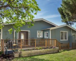 A Popular Trend of Luxurious Living In Small Granny Flats