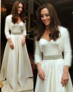 KATE A LINE WHITE DRESS