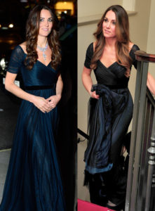a line prom kate middleton