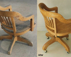 How to Revitalize Furniture with a Chalky Finish?