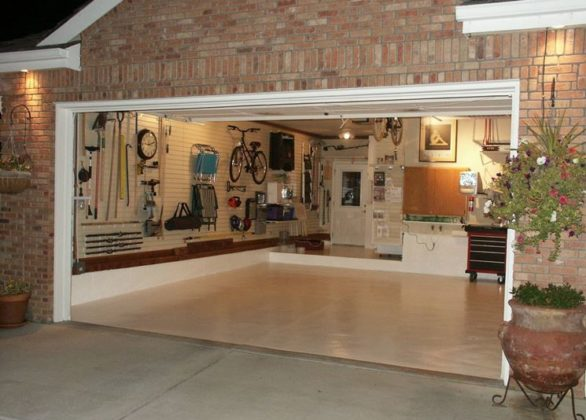 How to Design Your Garage Interior?