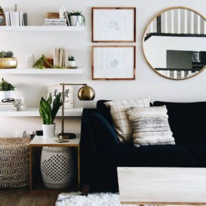 6 Step Décor Guide for An Urban Room